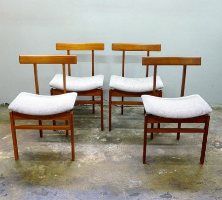 antique dining chairs melbourne antique furniture - Vintage Kitchen Chairs Melbourne. Funky Retro Atomic Kitchen Chairs