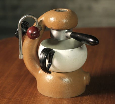 Atomic Coffee Maker How To Use : Atomic Coffee Machine - Collectika Vintage and Retro ...