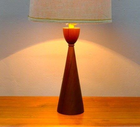 Vintage teak lamp collectika vintage and retro furniture shop vintage teak lamp aloadofball Images